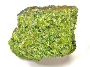 Propiedades del Olivino. Biblioteca de minerales